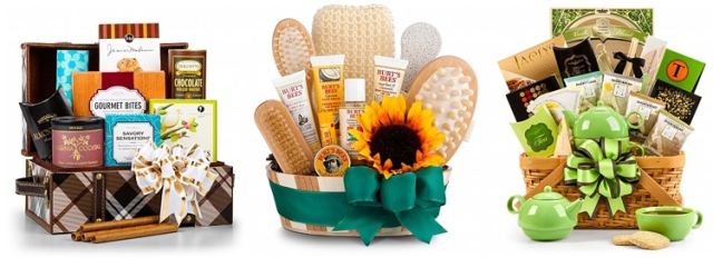 Gift Baskets from Gift Tree